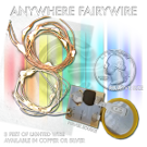 3-Foot Fairy Wire - 10 LEDs
