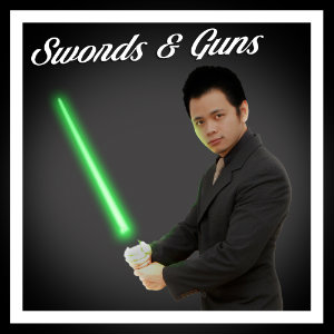 LED Light Up Swords / Toy Guns