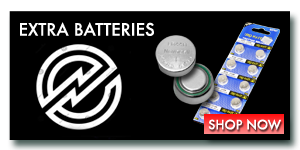 Replacement Button Cell Batteries