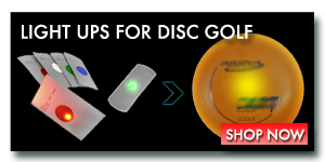 LED Products for Night Golf & Frisbee Golf