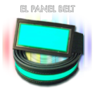 EL Belt - Electroluminescent Belt