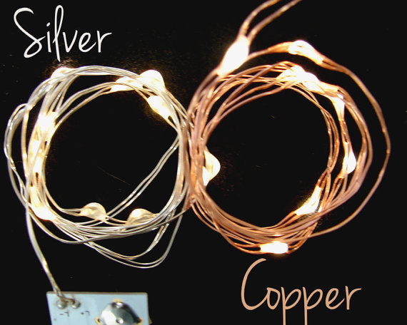 Choose Copper or Silver Wire