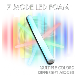 Foam glow coupon code