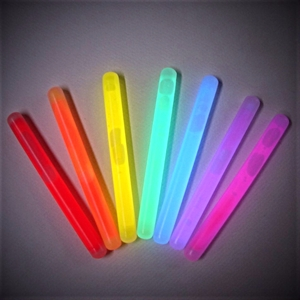 "4"" Slim Lightsticks red, yellow, orange, green, blue, pink, purple, economy lightstick, economy glowstick, cheap glowstick, 4-inch glowstick, 4"" glowstick, 4-inch lightstick, 4"" lightstick, 4"" light stick, luminary, luminaries, acs, relay for life, inexpensive, cheap, candle light, church, kids, party"