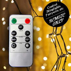 Remote Control for String Lights Remote, remote control