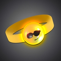 Lighted Emoji Bracelet