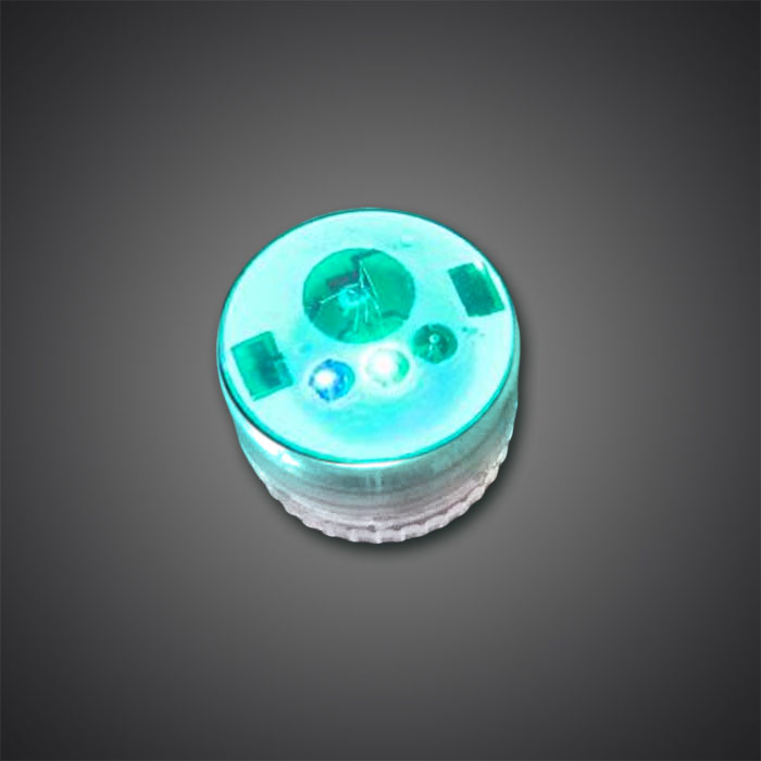Extreme Glow Round Button Body Lights