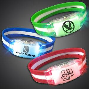 Customized Silicone Bracelet custom bracelet, promotional bracelet, custom light up bracelet, custom silicone bracelet, logo bracelet, party favor, bar mitzvah, bat mitzvah, wedding, birthday, school event, rainbow stick, led stick, custom stick