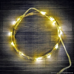 20 Warm White Twinkle Fairy Lights, 6 Ft Wire Firefly Mason Jar, String Light with Timer, Copper wire string light, dew drop LEDs, Silver Wire string lights, gold wire string lights, wedding, centerpiece, center piece, decoration, decor, christmas, tree, wreath, flower, costume