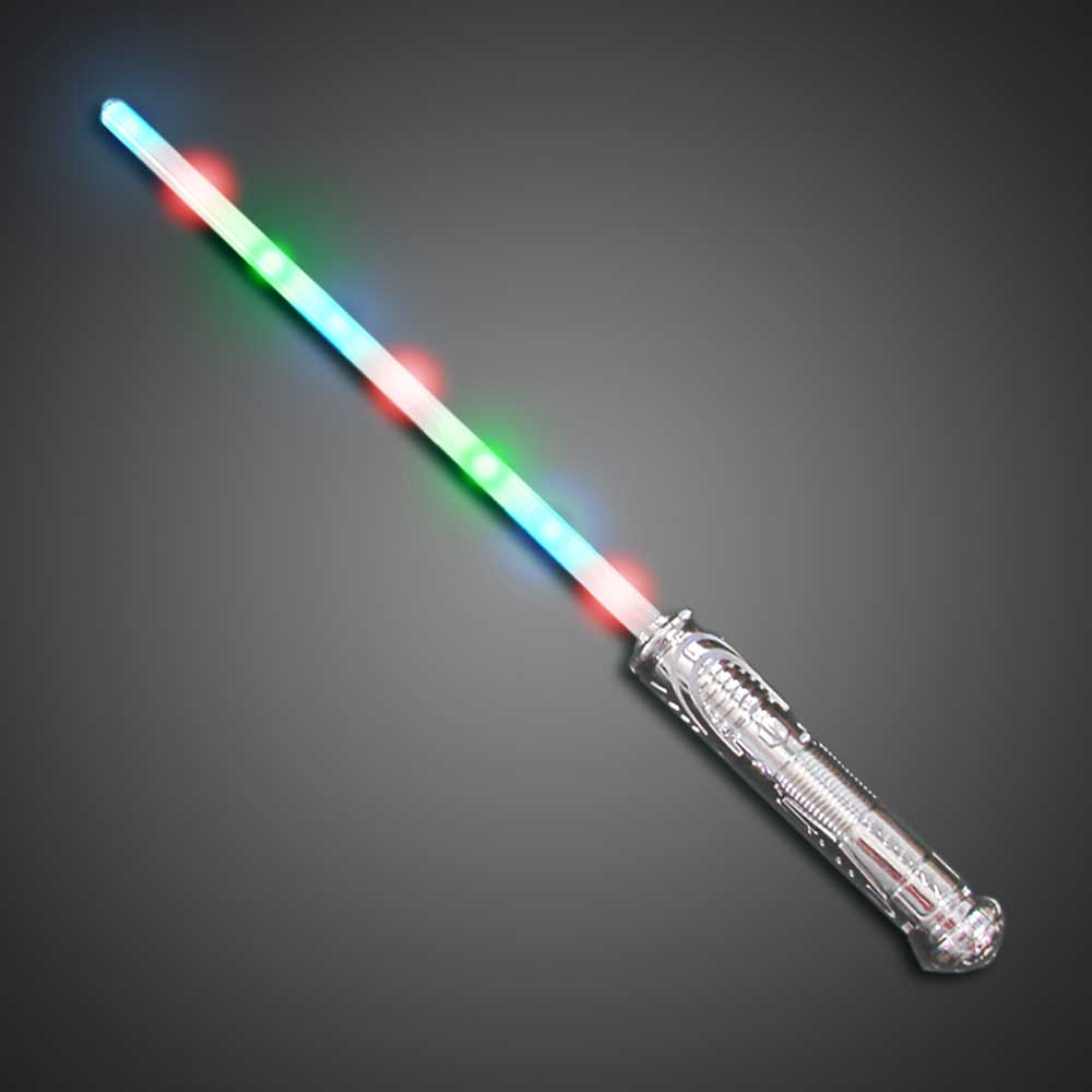 Dynamo Light Sabers light saber, saber, LED Sword, Lighted Sword, Flashing sword, battery-operated sword, light saber, flashing blade, light up sword