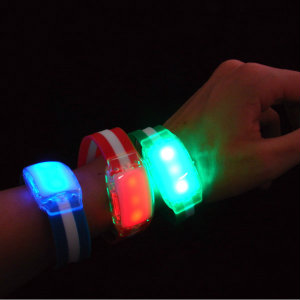 Light Up Silicone Band Bracelet LED Bracelet, Lighted Bracelet, Light Up Bracelet, Flashing Bracelet, fundraiser, school, kids, give away, cheap, inexpensive, vend, party, mitzvah, running, night, glow run, race, rave, EDM, festival, school, pep rally