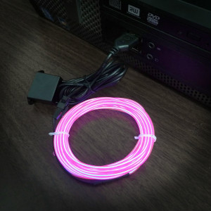USB, 4 meters, 9 color choices available