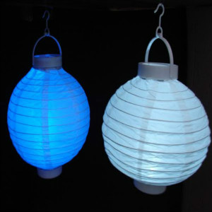 Paper Lanterns for Party Decor