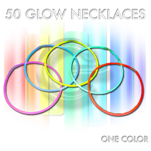 Extreme Glow Necklaces and Bracelets - Magazine cover