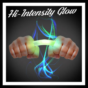 High-Intensity Glow Sticks