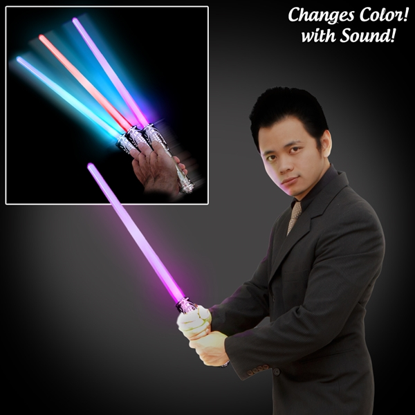 Color Changing Light Saber