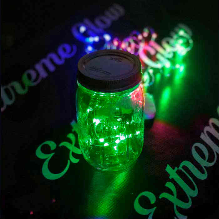 Green LED Fairy Wire, 10 LEDs Coin Cell Batteries Firefly Mason Jar, String Light with Timer, Silver wire string light, dew drop LEDs, Silver Wire string lights, wire string lights, wedding, centerpiece, center piece, decoration, decor, christmas, tree, wreath, flower, costume
