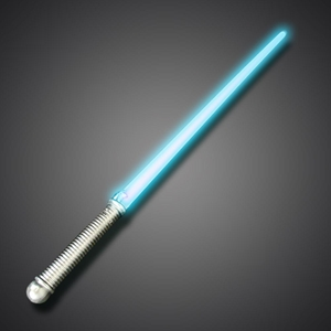 Light Sabers Blue - Backordered, ships 4/29 Blue LED Sword, Blue Lighted Sword, Flashing Blue sword, battery-operated blue sword, blue light saber, flashing blade, light up sword, star wars, vending, kids, birthday, fundraiser