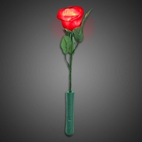 NEW LED Light Up Red Rose
