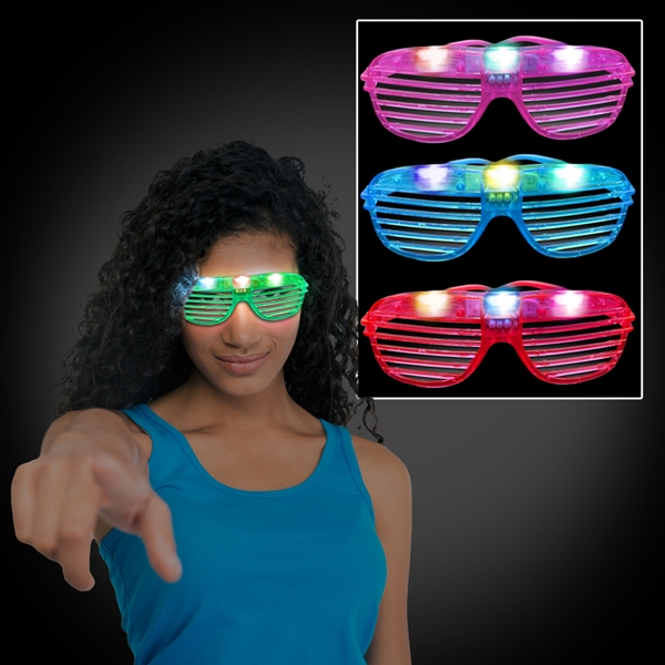 Light Up Party Sunglasses