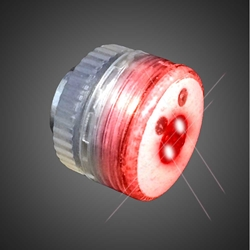 Red LED Button Body Lights round led lights, magnetic, red body light, button LED light, flashing body light, flashing button light, flashing blinky, flashing LED light, burning man, bike light, costume light, small led, craft, decorative light, decoration, centerpiece, balloons, baloon, ballon