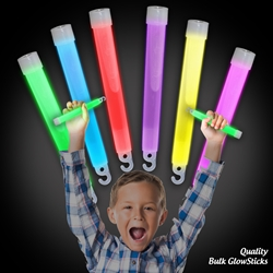 6-Inch Chemical Glow Sticks