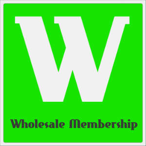 Wholesale Membership Fee wholesale pricing, wholesale customer, discounts, discounted prices