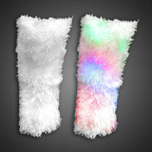 Light Up Leg Warmers