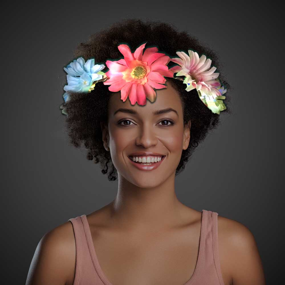 Big Flower Headband - CLOSE OUT - BIGBAND ...