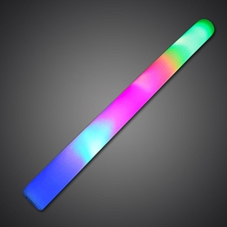 Flashing Foam Stick foam stick, LED foam stick, baton*, *baton, tubes, tube lights, noodle, light up tubes, flashing foam stick, lighted foam stick, light-up foam stick, glowing foam stick, glow foam stick, discount foam stick, wholesale foam stick, foam wand, bar, festival, rave, music, edm, edc, cheer, dance, groups, light stick, school