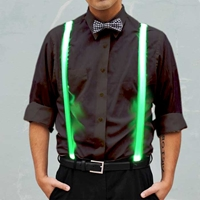Light Up Suspenders