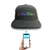 Programmable App Controlled LED Snapback Baseball Hat - AppHat
