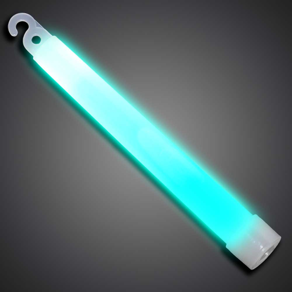 "6"" Revolution 5-Minute Lightsticks (10-pack) ultra, glowstick, lightstick, glow stick, light stick, high-intensity glowstick, hi-intensity glowstick, 5-minute glowstick"