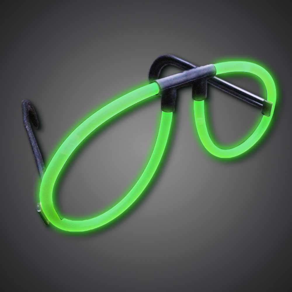 Glow Eyeglasses- CLOSE OUT glow glasses, glow eyeglasses, glow bracelet eyeglasses, glow run, party, cheap, inexpensive, festival