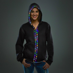 Light Up LED Hoodie
