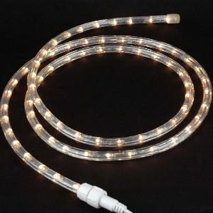 110 v plug in rope lights